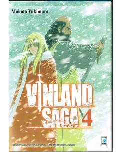 Vinland Saga n. 4 ed.Star Comics NUOVO **di M.Yukimura*
