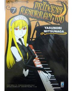 PRINCESS RESURRECTION n. 7, di Yasunori Mitsunaga, ed. STAR COMICS, SCONTO 50%