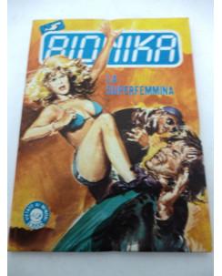 BIONIKA ANNO I° n. 2 ( LA SUPERFEMMINA ) ed. EDIFUMETTO