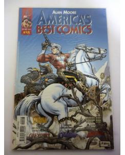AMERICAN'S BEST COMICS n. 8 di Alan Moore ed. MAGIC PRESS