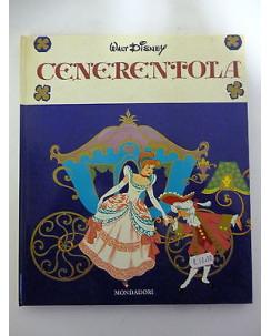 """CENERENTOLA  """""""" CARTONATO """""""" Walt Disney / MONDADORI [ FU03 ]"""