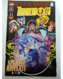 "GLI ALBI DEI SUPEREROI n. 1 "" Thunderbolts "" ed. MARVEL"