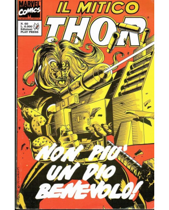 The Mighty Thor n.60 ed.Play Press