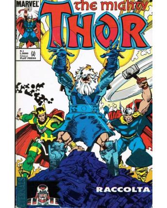 The Mighty Thor n. 1 RACCOLTA ed.Play Press