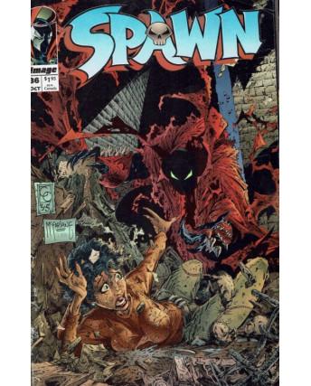 Spawn  36 ed.Image ( in lingua originale )