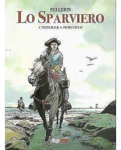 LO SPARVIERO Integrale + primo ciclo di Pellerin ed.Magic Press NUOVI sconto 50%