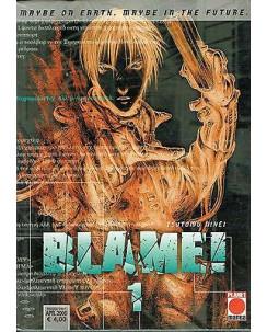 Blame n. 1 di T.Nihei*ed.Panini ristampa