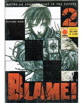 Blame n. 2 di T.Nihei*ed.Panini 1° edizione