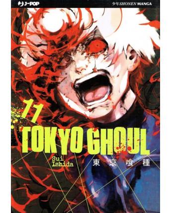 Tokyo Ghoul n.11 di Sui Ishida - NUOVO!!! - ed. J-Pop