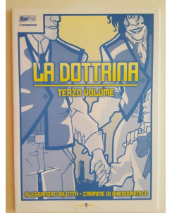 La Dottrina terzo volume di Bilotta, Di Giandomenico NUOVO -50% ed. Magic Press