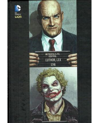 ABSOLUTE Luthor Joker di Azzarello ed.Lion FU08