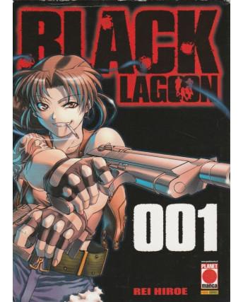 Black Lagoon n.  1  di Rei Hiroe - PRIMA EDIZIONE ed.Panini