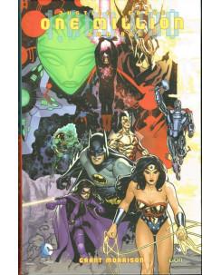 Justice League:ONE MILLION Omnibus 1 di G.Morrison ed.Lion NUOVO sconto 30% FU05