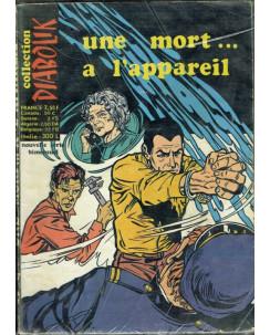 collection Diabolik 17 Une Mort a L'Appareil ed. Francaise FUORI SERIE