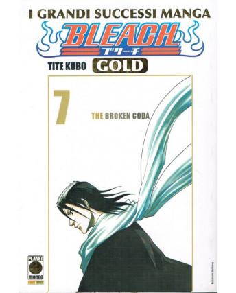 Bleach Gold Deluxe n.  7 di Tite Kubo - ed.Panini NUOVO SCONTO 50%