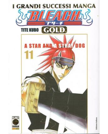 Bleach Gold Deluxe n. 11 di Tite Kubo - ed.Panini NUOVO