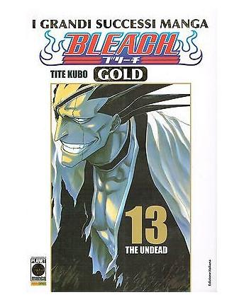 Bleach Gold Deluxe n. 13 di Tite Kubo - ed.Panini NUOVO SCONTO 50%