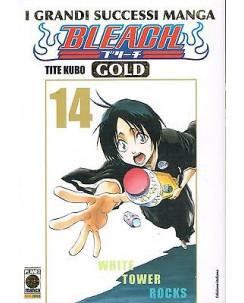 Bleach Gold Deluxe n. 14 di Tite Kubo - ed.Panini NUOVO SCONTO 50%