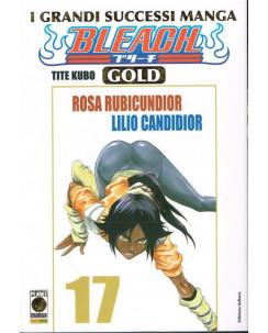 Bleach Gold Deluxe n. 17 di Tite Kubo - ed.Panini NUOVO SCONTO 50%