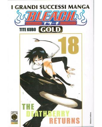 Bleach Gold Deluxe n. 18 di Tite Kubo - ed.Panini NUOVO SCONTO 50%