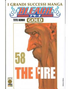 Bleach Gold Deluxe n. 58 di Tite Kubo - ed.Panini NUOVO SCONTO 50%