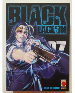 Black Lagoon n. 7 di Rei Hiroe - PRIMA EDIZIONE ed. Planet Manga