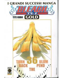 Bleach Gold Deluxe n. 36 di Tite Kubo - ed.Panini NUOVO SCONTO 50%