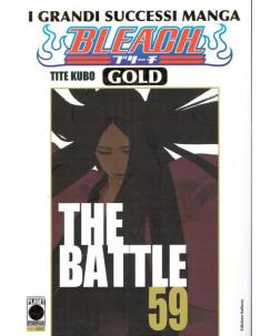 Bleach Gold Deluxe n. 59di Tite Kubo - ed.Panini NUOVO SCONTO 50%