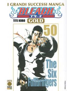 Bleach Gold Deluxe n. 50 di Tite Kubo - ed.Panini NUOVO SCONTO 50%