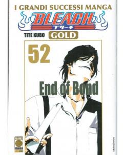 Bleach Gold Deluxe n. 52 di Tite Kubo - ed.Panini NUOVO SCONTO 50%