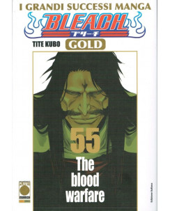Bleach Gold Deluxe n. 55 di Tite Kubo - ed.Panini NUOVO SCONTO 50%