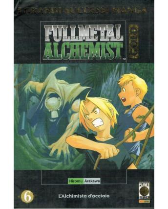 FullMetal Alchemist Gold Deluxe n. 6 ed.Panini NUOVO sconto 20%