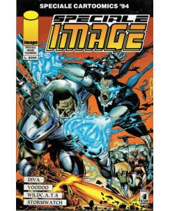 Speciale Image CARTOOMICS 94 Wildc.a.t.s. Storwatch Vodoo ed.Star Comics