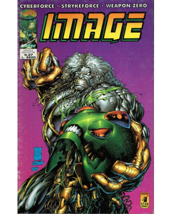 Image n.27 :Cyberforce Strykeforce - Ed. Star Comics.