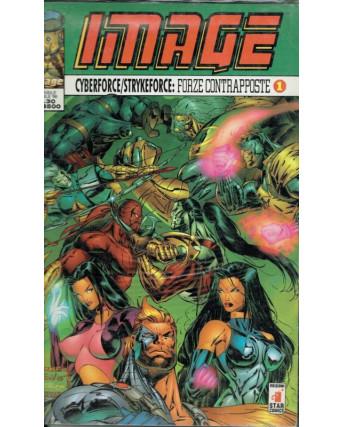 Image n.30 :Cyberforce Strykeforce - Ed. Star Comics.