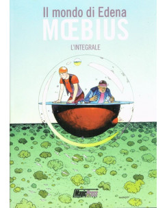 il MONDO di EDENA di Moebius L'INTEGRALE ed.Magic Press NUOVO sconto 50%