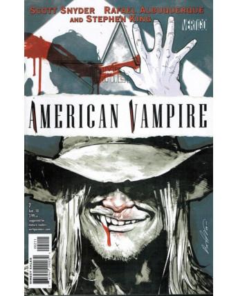 American Vampire 2 jun 2010 ed.Vertigo Lingua originale