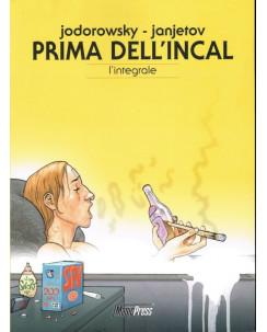 PRIMA dell'INCAL versione integrale di Jodorowsky ed.Magic Press NUOVO sconto 20