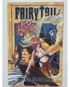 Fairy Tail 12 di Hiro Mashima ed.Star Comics