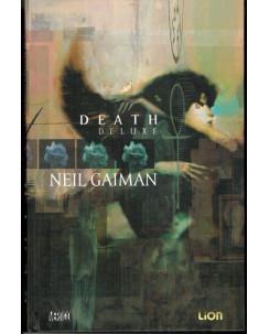 DEATH Deluxe di Neil Gaiman volume Unico cartonato -20% ed.LION