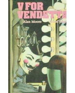 Absolute Dc WARRIOR edition V for Vendetta di Alan Moore ed.Lion