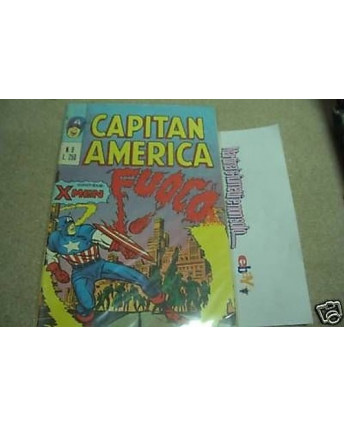 Capitan America n.  9 ed.Corno*OTTIMO********(27)