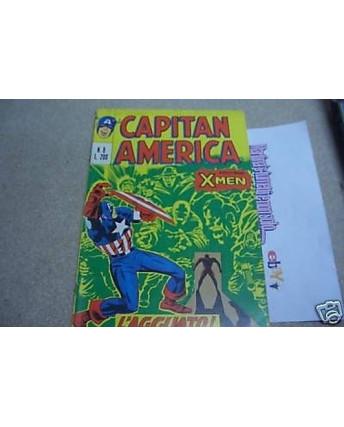Capitan America n.  8 ed.Corno*OTTIMO********