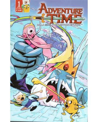 Adventure Time  1 prima ristampa ed.Panini Comics