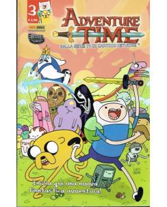 Adventure Time  3  ed.Panini Comics