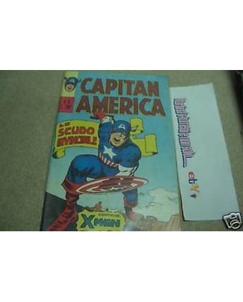 Capitan America n.  6 ed.Corno*OTTIMO********