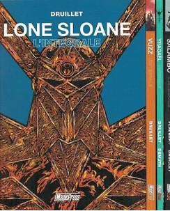DRUILLET PACK:Salambo Lone Sloane Yragael Vuzz ed.Magic Press sconto 45%