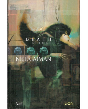 DEATH Deluxe di Neil Gaiman volume Unico ed.LION