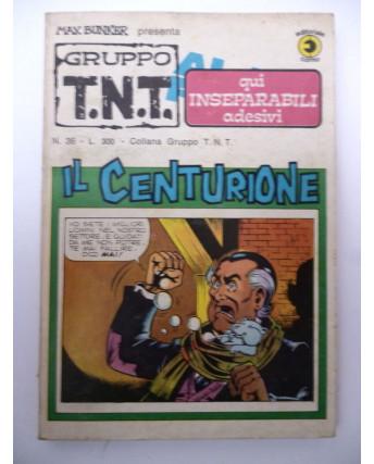 Alan Ford Gruppo TNT n. 36 * Magnus & Max Bunker * Ed. Corno