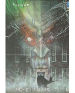 ABSOLUTE Arkham Asylum di G.Morrison e McKean CARTONATO ed.Lion NUOVO FU08